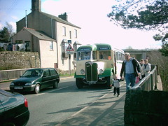 JTB749-02 (Ian R. Simpson) Tags: jtb749 aec regaliii burlingham cumbriaclassiccoaches florence preserved coach