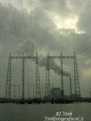 DSCN25989 (Vinkfotografie.nl) Tags: nijmegen electricity dijk elektrischetijdmasten