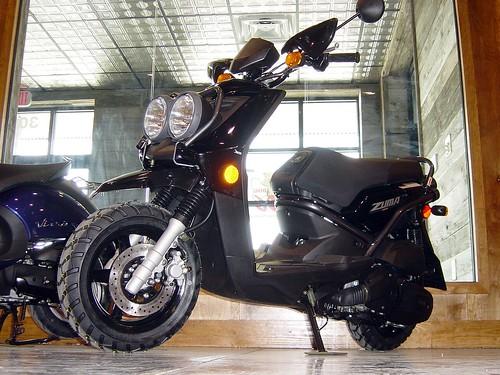 2009 Yamaha Zuma 125 Pictures Design