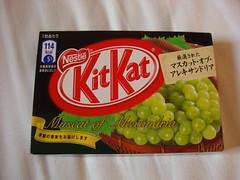 Muscat KitKat