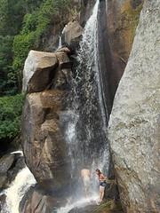 Waterfall of hell- Cachoeira do inferno, Poção-PE (ankarla88) Tags: sun sol water água day dia turismo cachoeira turism waterfll