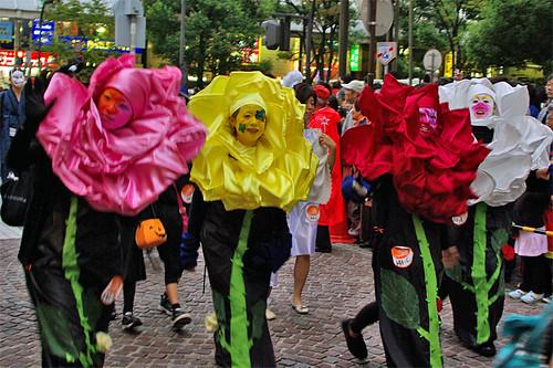 Flowers Kawasaki Halloween 2008 29