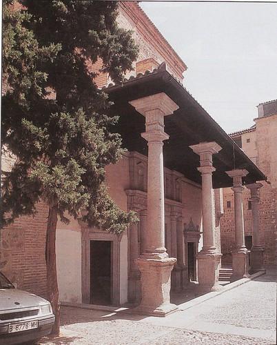 Convento de Santo Domingo el Real (Toledo) en los años 90.