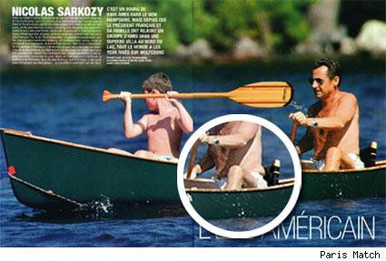 worst edited celebrity images- Nicolas Sarkozy