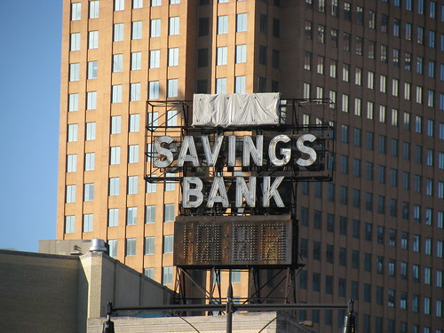 savings bank