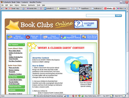 "Scholastic microsites • <a style=""font-size:0.8em;"" href=""http://www.flickr.com/photos/69146816@N00/3023218350/"" target=""_blank"">View on Flickr</a>"