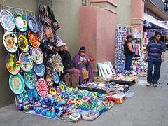Nogales Street Vendors