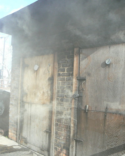Brick Smokehouse