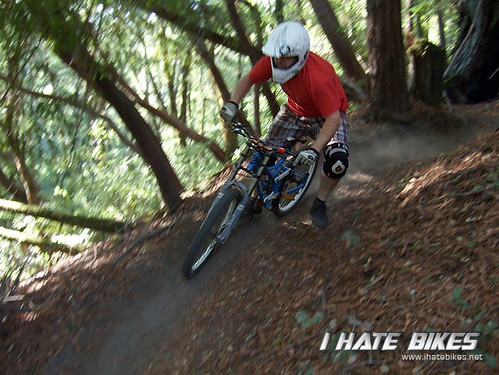 Riders on this popular DH trail in Santa Cruz face a hefty fine, if cited.