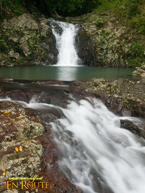 Kawa-kawa Cascade Vertical