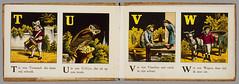 A is van AAPJE (Bibliotheek Rotterdam / Rotterdam Library) Tags: vintage children book illustrated books childrens abc kinderboek alfabet childrenbooks kinderboeken prentenboek