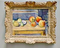 nyc98kmet56 Paul Cézanne, Met Museum, NYC 1998 (CanadaGood) Tags: nyc newyorkcity blue orange usa ny newyork color colour art yellow museum america painting artgallery centralpark manhattan 1998 metropolitan nineties themet metropolitanmuseumofart cézanne canadagood