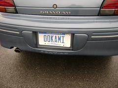 Okami Car