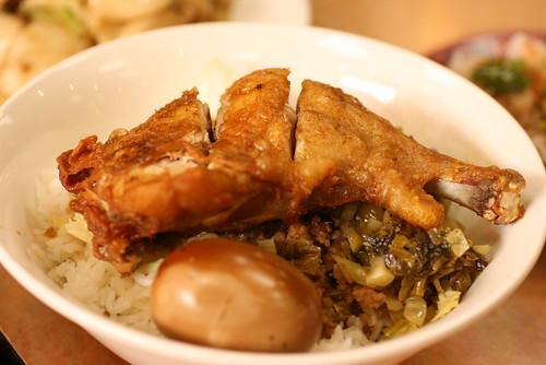friedchicken rice