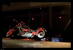 AU 2008 - General Keynote 3D Print of Motorcycle by Stratasys