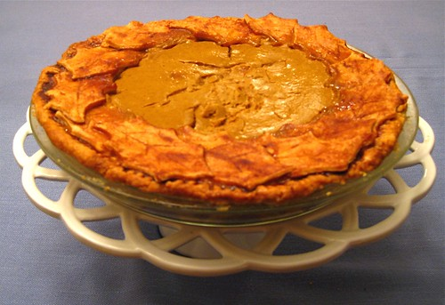 Pumpkin Pie One