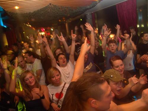 28.11.08 7 Jahre Jungle Club mit John B. @ Palladium 125