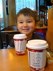 my super-sweet kid