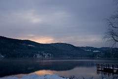 Sunset (rknickme) Tags: sunset lake germany titisee