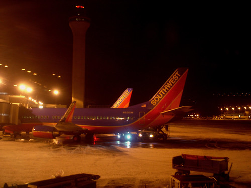 A vast majority of the time, I fly Southwest. If I fly a different carrier, its because Southwest didnt offer a flight that worked for me.