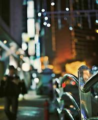 ^+z (june1777) Tags: street light mamiya night fuji snap h f 400 seoul pro f28 67 rz rz67 400h 110mm sekor pro400h bokehlicious sogongdong