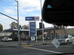California gas prices revisited