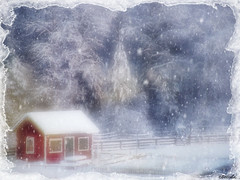 Merry Christmas (Bessula) Tags: christmas winter friends snow forest landscape searchthebest cottage 1001nights snowfall soe otw supershot mywinners abigfave platinumphoto anawesomeshot isawyoufirst memoriesbook bessula theunforgettablepictures theunforgettablepicture newacademy theperfectphotographer goldstaraward spiritofphotography rubyphotographer jediphotographer sensationalphoto