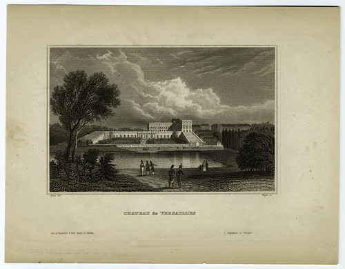 006-Castillo de Versalles 1852