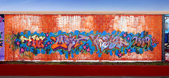 The Most Fresh (funkandjazz) Tags: california graffiti oakland eastbay buter tmf themostfresh