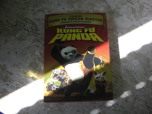 DVD Duplo Kung Fu Panda