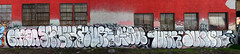 Enron, Sanch, Kure, Gijoe, Pufer, Jurnes (funkandjazz) Tags: california gijoe graffiti oakland eastbay nr sancho enron kure sanch pufer jurnes