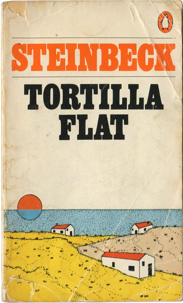 tortilla flat This adaptation of john steinbeck's novel traces the lives of two fishermen who are struggling on the coast of california pilon tries his best to avoid.