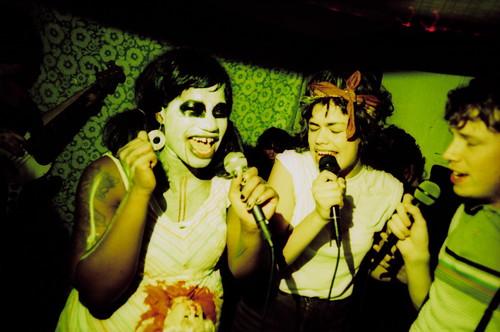 Riot Grrl Karaoke