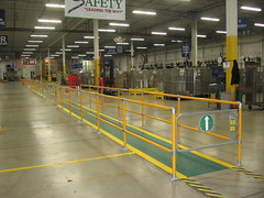 Safe Walkway Safety Railing