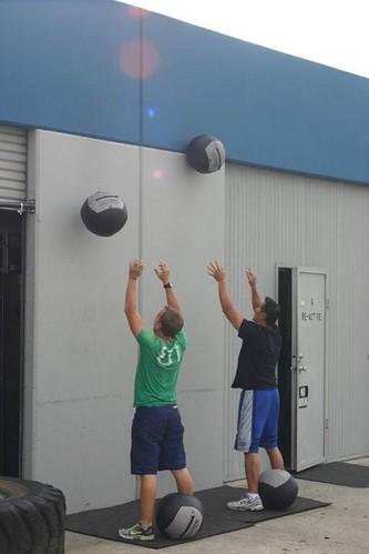 Dual Wall Ball