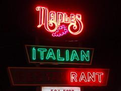 Italian rant