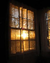 Sunrise, New Years Day, 2009