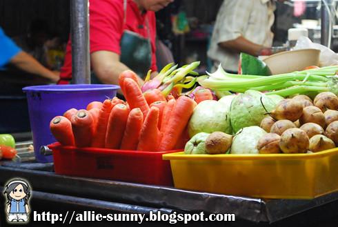 Chulia Street Fruit Juice Stall