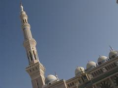 Masjid Nabawi #1898 (Ikhlasul Amal) Tags: minaret mosque masjid  nabawi
