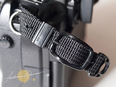 belt-design camera webbing