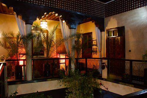 corridor dar najat marrakech morocco