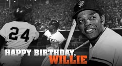 Happy Birthday Willie