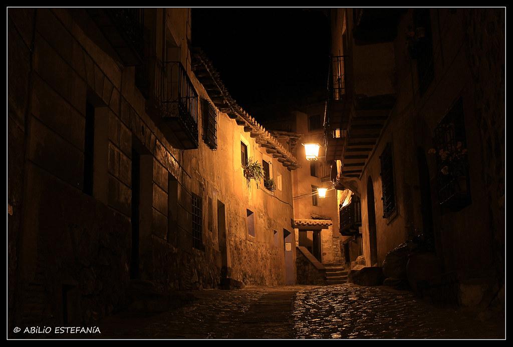 Calle del Chorro (Albarracin)