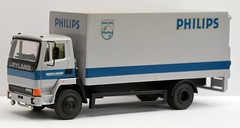 "Leyland Freighter 16 Tonne Gross Box Van ""Philips"" (colinfpickett) Tags: ford bedford models 150 trucks albion leyland classictrucks foden atkinson vintagetruck whitemetal"