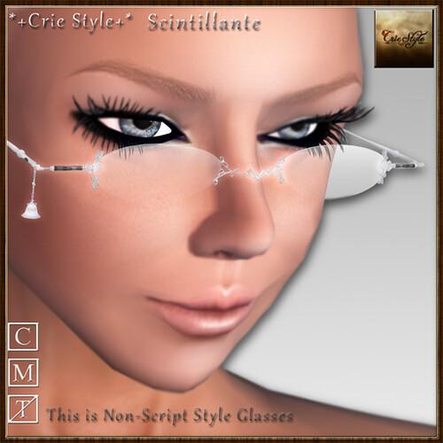 *+Crie Style+* Scintillante
