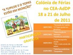 Colónia de FériasVerão2011_1º no CEA-AdDP