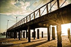 Sunset (Anderson.Rocha) Tags: sunset brasil nikon prdosol par mosqueiro d90 18105mm