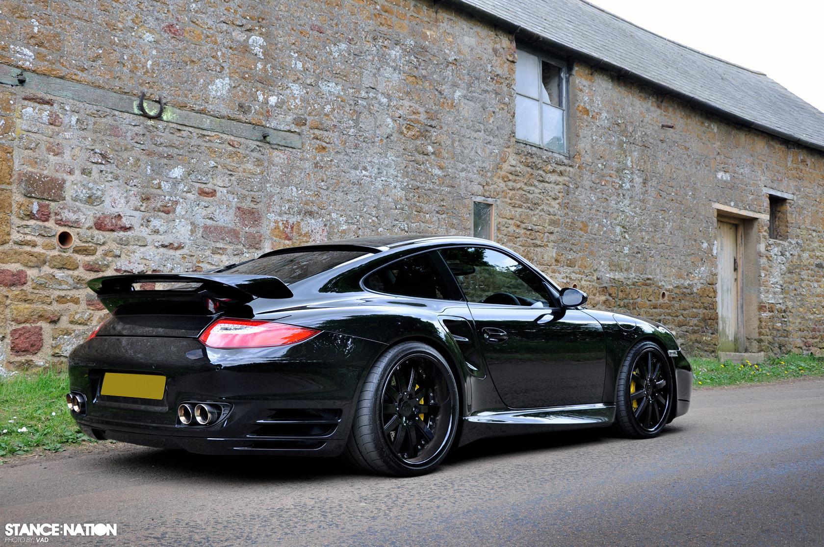san francisco d4949 fe361 VADWheels x Porsche 997 Turbo | StanceNation™ // Form > Function