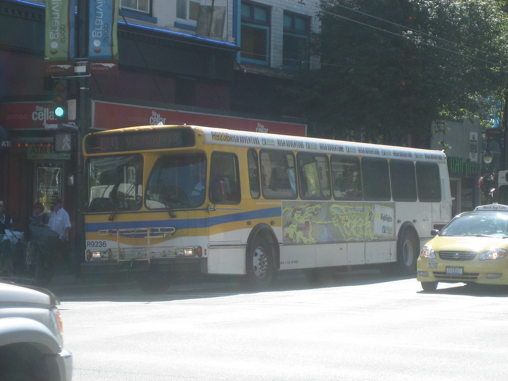 9236: 601 Vancouver