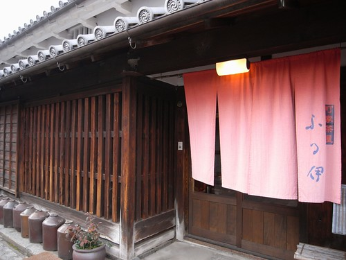 今井町-古伊